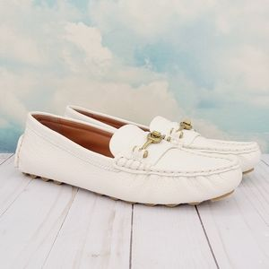 COACH Loafer Crosby Turnlock Driver